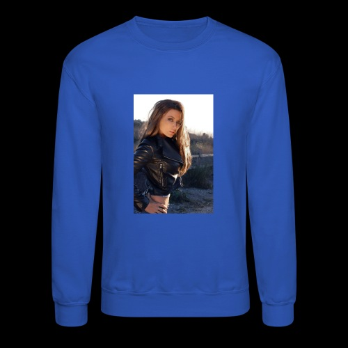 Rebecca Grant tuff and sexy - Unisex Crewneck Sweatshirt