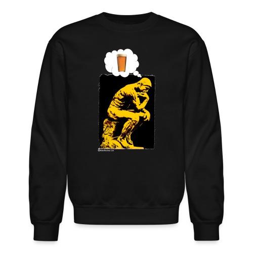 Thinking of Brew - Crewneck Sweatshirt