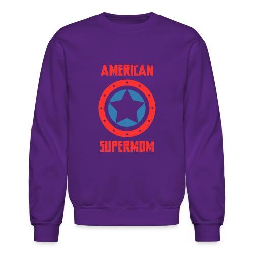 American Supermom - Crewneck Sweatshirt