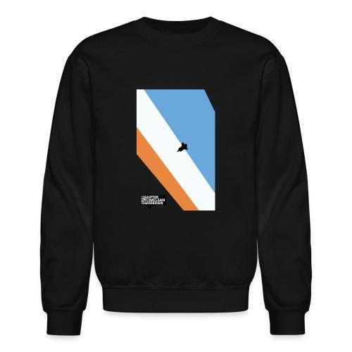 ENTER THE ATMOSPHERE - Unisex Crewneck Sweatshirt
