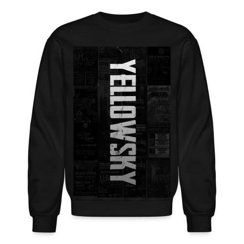 Yellowsky Collage - Crewneck Sweatshirt