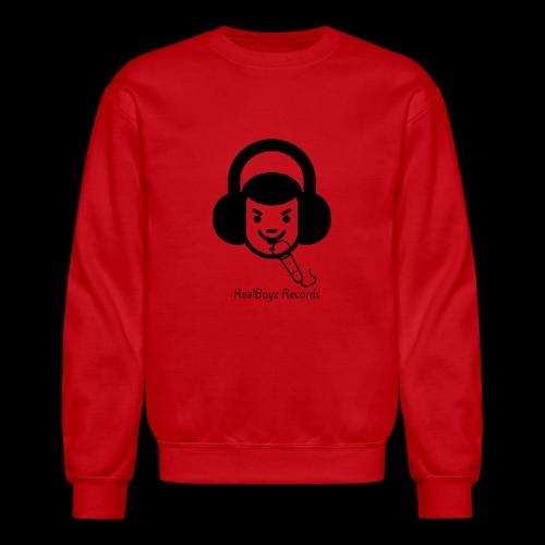 RealBoyz Records - Crewneck Sweatshirt