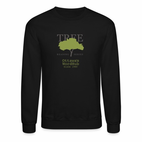 Tree Reading Swag - Unisex Crewneck Sweatshirt