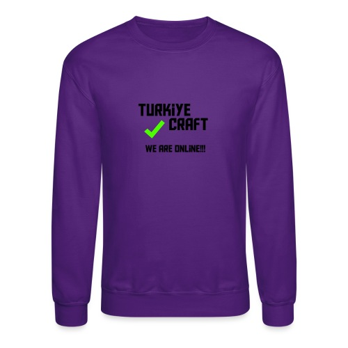 we are online boissss - Crewneck Sweatshirt