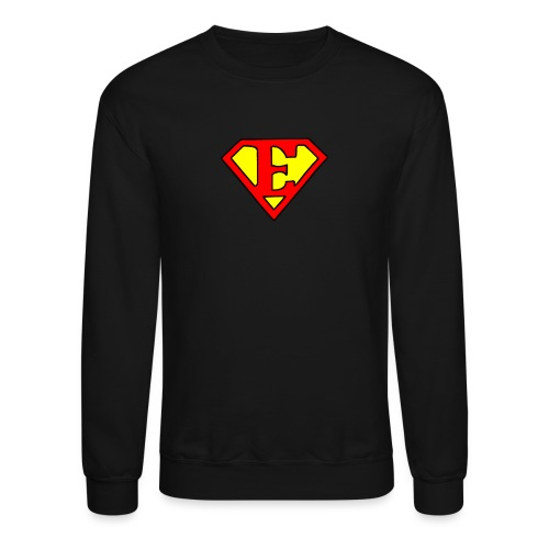 super E - Crewneck Sweatshirt