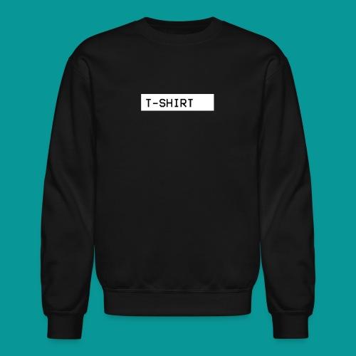 (Sweatshirts/Hoodies) T-Shirt Design - Crewneck Sweatshirt