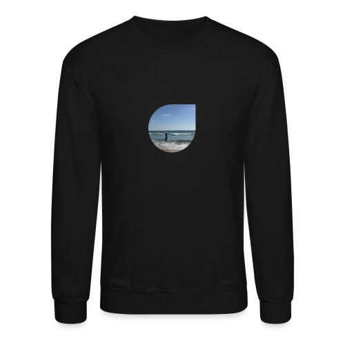 Floating sand - Unisex Crewneck Sweatshirt