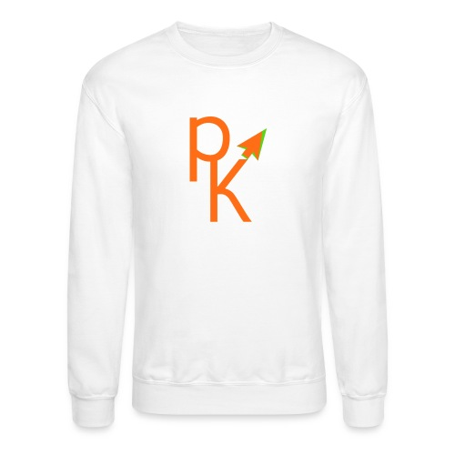 Plusklix Logo - Crewneck Sweatshirt