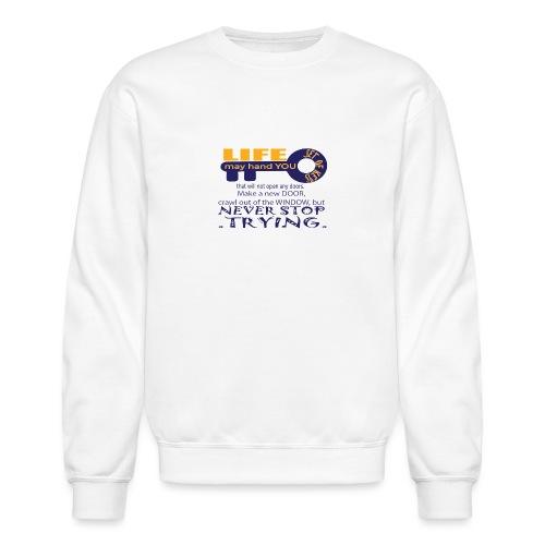 PJeans4 - Crewneck Sweatshirt