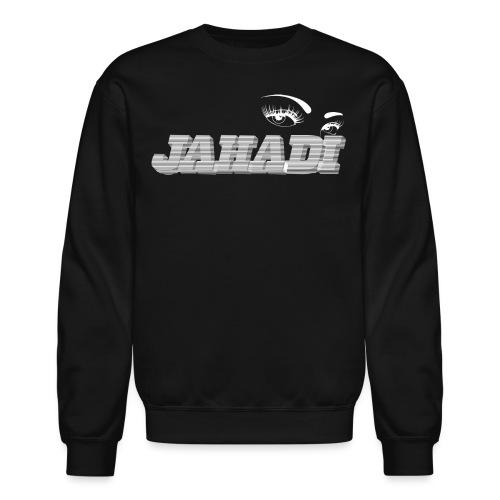 hadilogoWHITE - Crewneck Sweatshirt