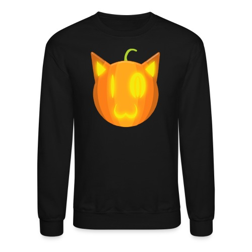 PhuCat103 Pumpkin Logo - Unisex Crewneck Sweatshirt