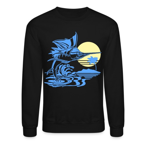 Sailfish - Unisex Crewneck Sweatshirt