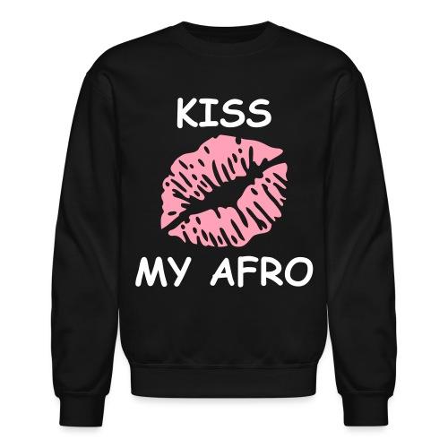 kiss - Crewneck Sweatshirt