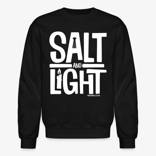 Salt + Light - Crewneck Sweatshirt