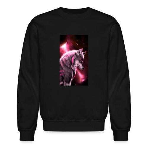Wolf bc73ed93 1aed 4cae bd5e 3b164b18646e - Crewneck Sweatshirt