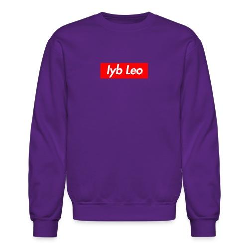 Iyb Leo Box Logo - Crewneck Sweatshirt