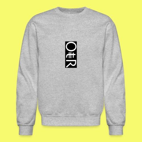 OntheReal coal - Crewneck Sweatshirt