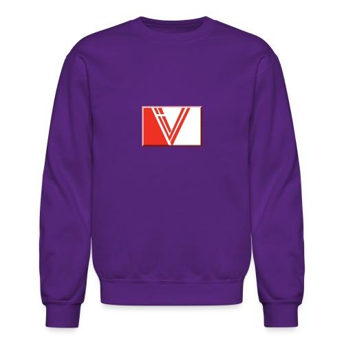 LBV red drop - Crewneck Sweatshirt