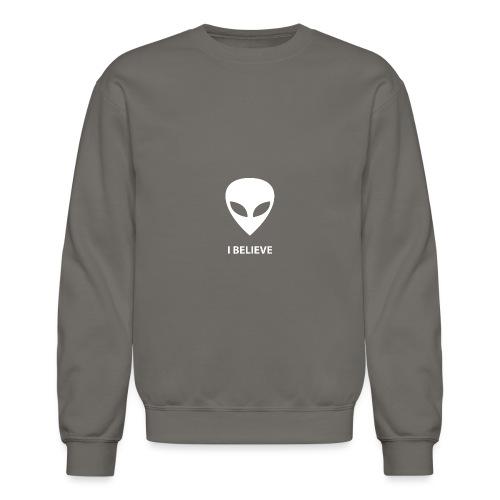 I BELIEVE ALIEN - Crewneck Sweatshirt