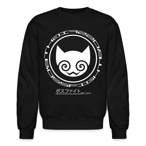 BF BADGE - Unisex Crewneck Sweatshirt