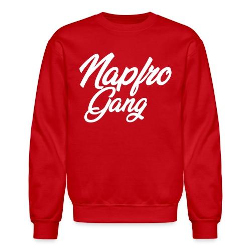 NAPFRO GANG (FANCY) - Unisex Crewneck Sweatshirt