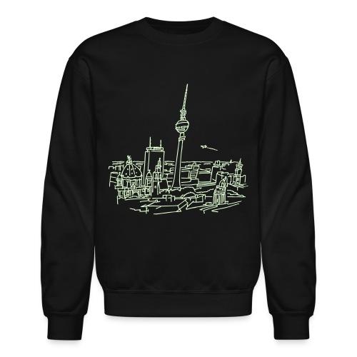 Panorama of Berlin - Unisex Crewneck Sweatshirt