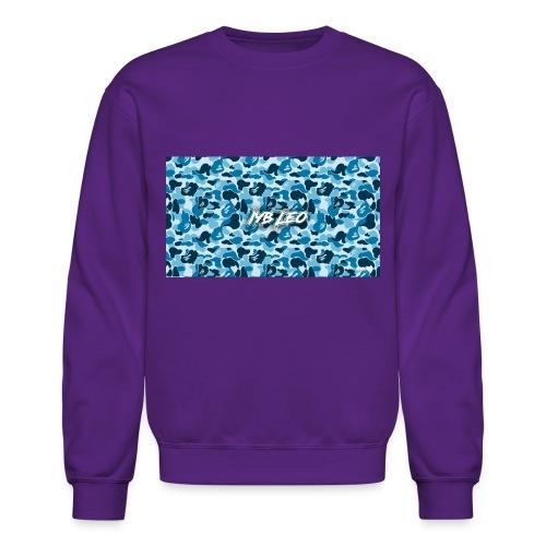 Iyb leo bape logo - Crewneck Sweatshirt