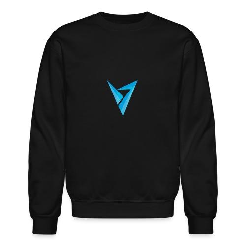 v logo - Crewneck Sweatshirt