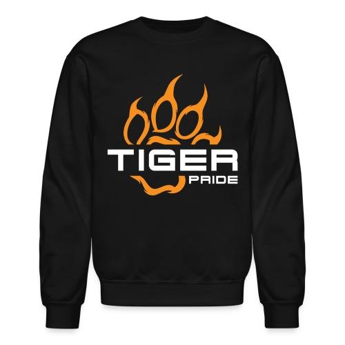 IV Tiger Pride on Black - Crewneck Sweatshirt