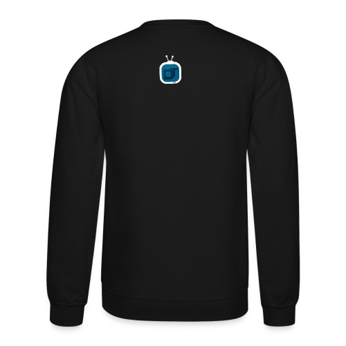 dt logo 2 - Unisex Crewneck Sweatshirt