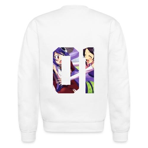 OTAKU J x png - Crewneck Sweatshirt