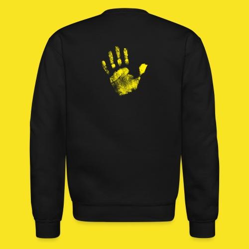 YLLW x SUSPECT - Crewneck Sweatshirt