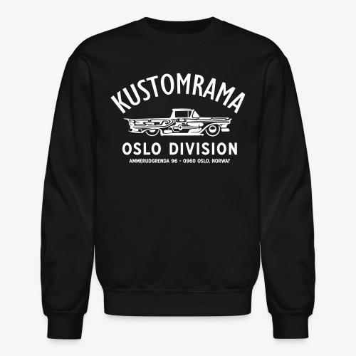 Oslo Division - Unisex Crewneck Sweatshirt