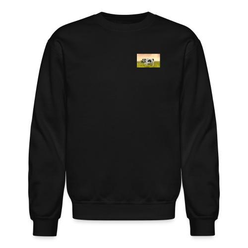 1SingleCow - Unisex Crewneck Sweatshirt