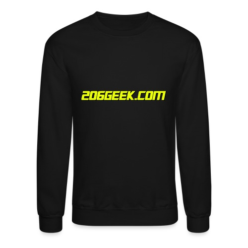 206geek.com - Unisex Crewneck Sweatshirt