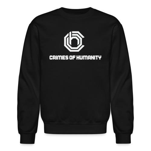 Crimes Of Humanity - Unisex Crewneck Sweatshirt