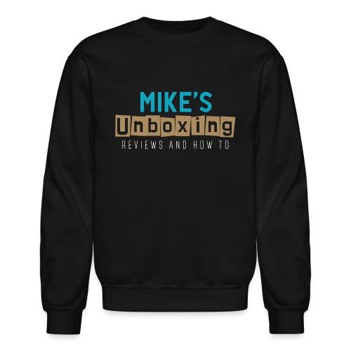MUB Classic Logo - Unisex Crewneck Sweatshirt