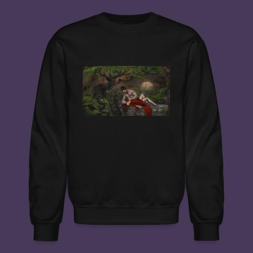 Under the Tanshi Tree - Unisex Crewneck Sweatshirt