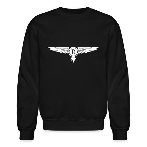 Ruin Gaming White - Unisex Crewneck Sweatshirt