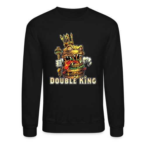 Double King [Variant] - Unisex Crewneck Sweatshirt
