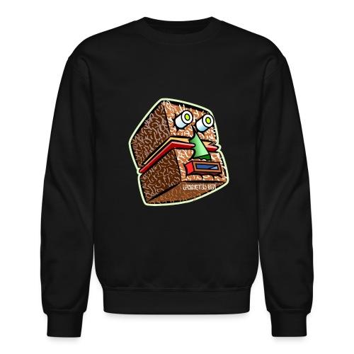 Lamington Bot - Unisex Crewneck Sweatshirt