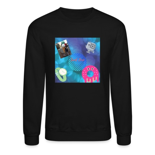 Saint Zoro Merch - Unisex Crewneck Sweatshirt
