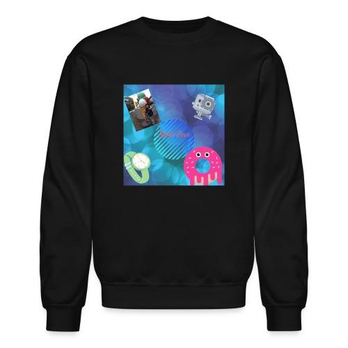Saint Zoro Merch - Unisex Crewneck Sweatshirt