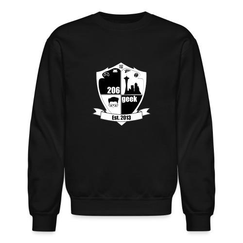 206geek podcast - Unisex Crewneck Sweatshirt