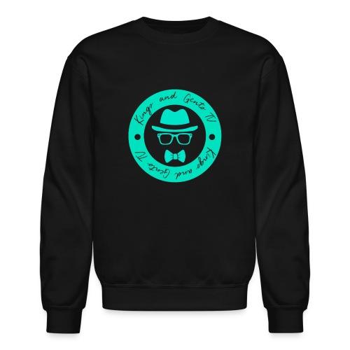 Kings and Gents TV Logo - Unisex Crewneck Sweatshirt