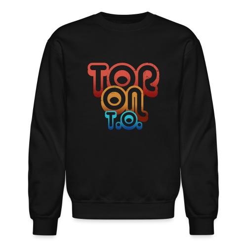 TORONTO - Unisex Crewneck Sweatshirt