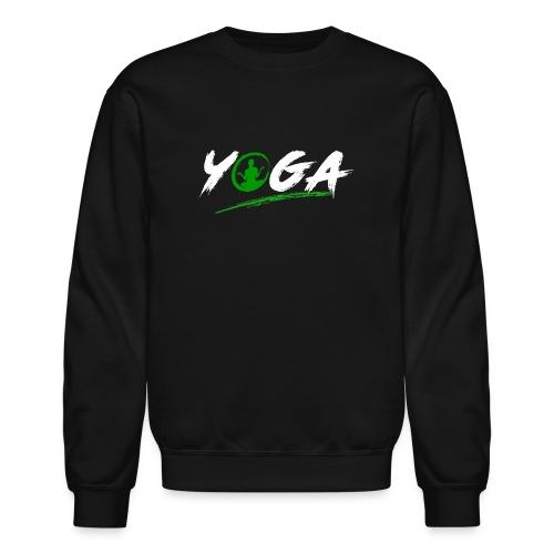 Yoga - Unisex Crewneck Sweatshirt