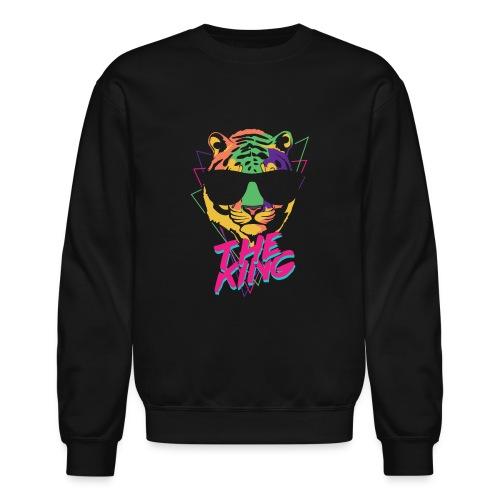King Tiger - Unisex Crewneck Sweatshirt
