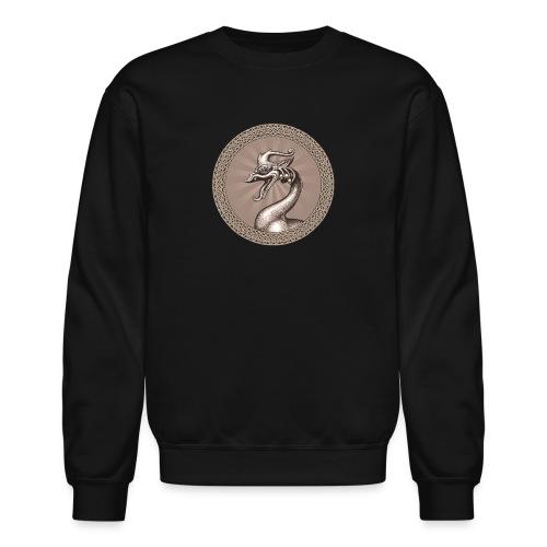 Laughing Dragon - Unisex Crewneck Sweatshirt