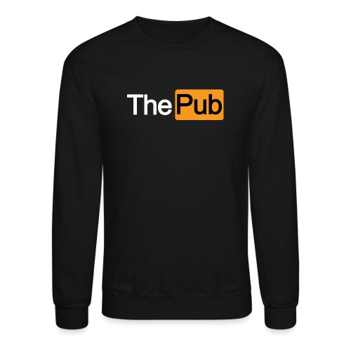 PUBHUB - Unisex Crewneck Sweatshirt